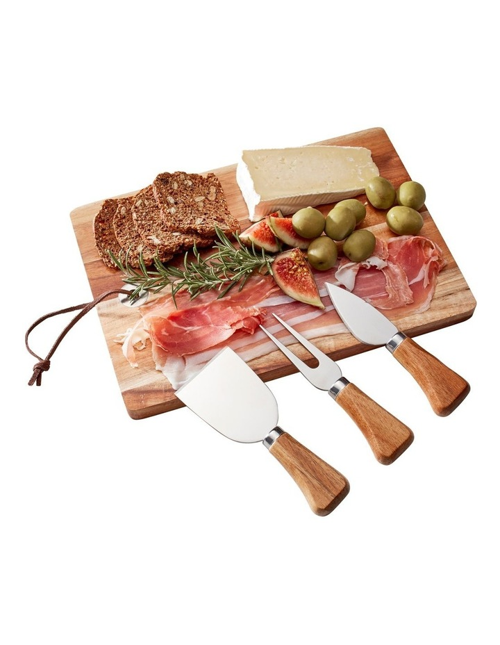 Epicure Cheese Board Set - 4pc image 4