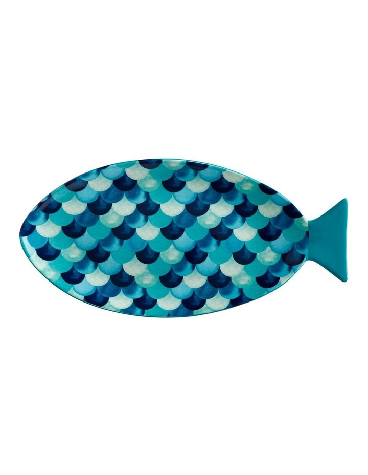 Reef Fish Shaped Platter 40cm Gift Boxed image 1