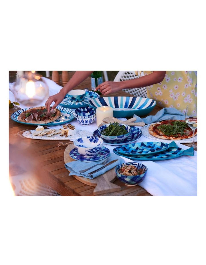 Reef Oval Platter 40x30cm Gift Boxed image 2