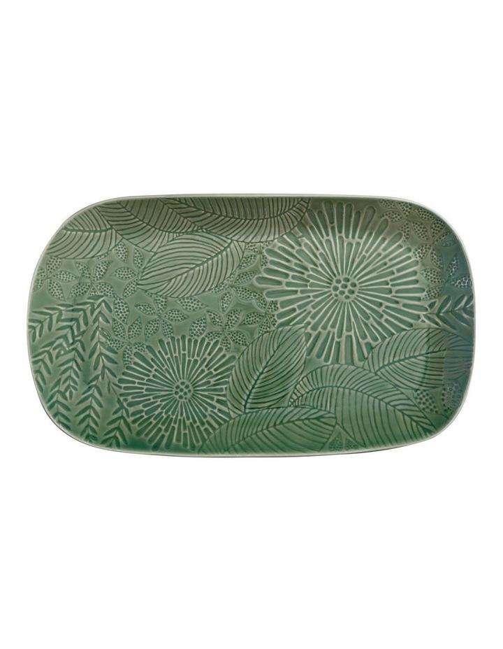 Panama Oblong Platter 39x23cm Kiwi Gift Boxed image 1