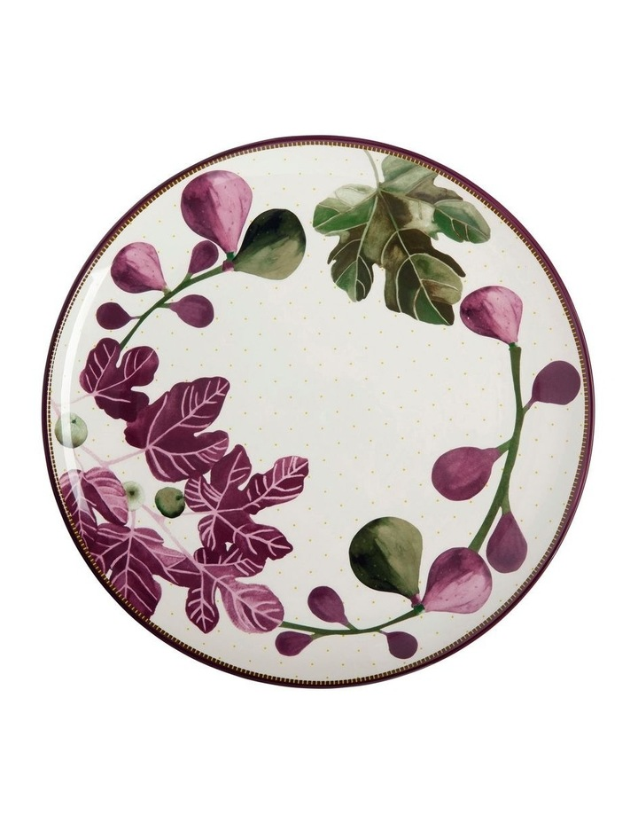 Fig Garden Round Platter 36cm Gift Boxed image 1