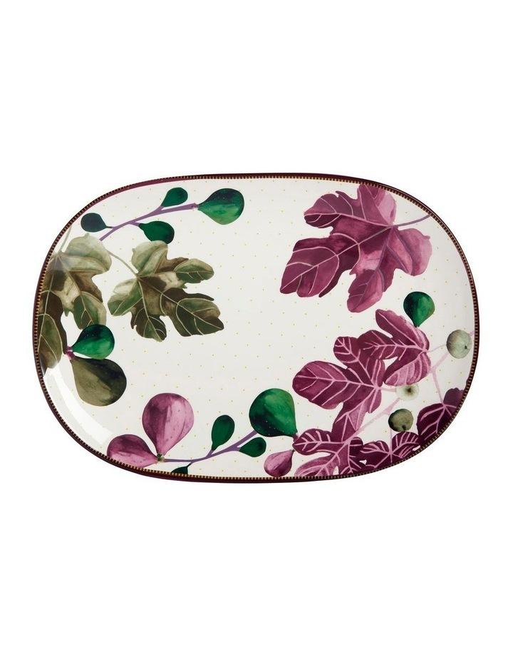 Fig Garden Oblong Platter 40cm Gift Boxed image 1