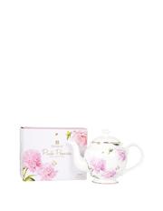 Ashdene - Tea Pot with Infuser - Pink Peonies
