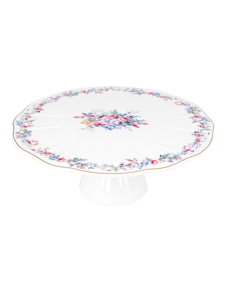 Footed Cake Stand - Charlotte Collection image 1