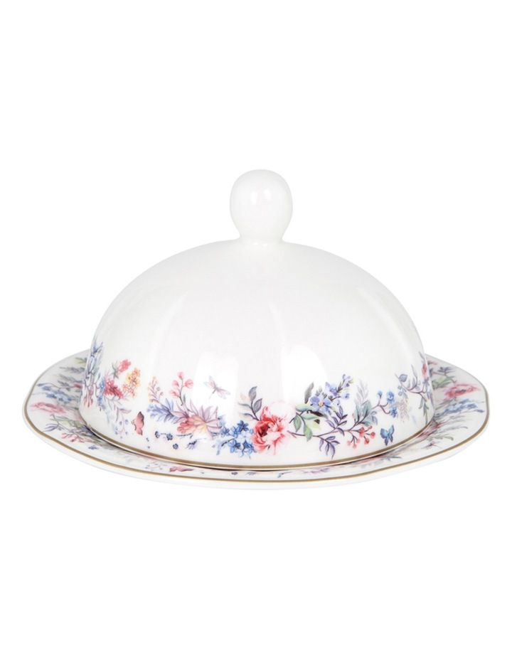 Butter Dish - Charlotte Collection image 1