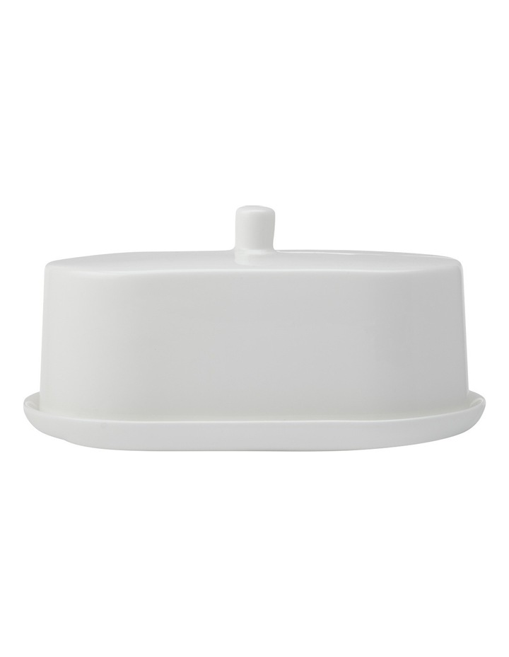 Cashmere Butter Dish Gift Boxed image 1