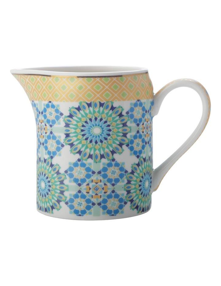 Teas & C's Isfara Creamer Turquoise 300ML Gift Boxed image 1