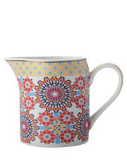 Maxwell & Williams - Teas & C's Isfara Creamer Bukhara Red 300ML Gift Boxed