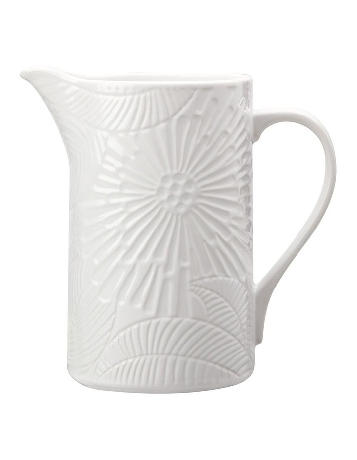 Panama Pitcher 1.4L White Gift Boxed image 1