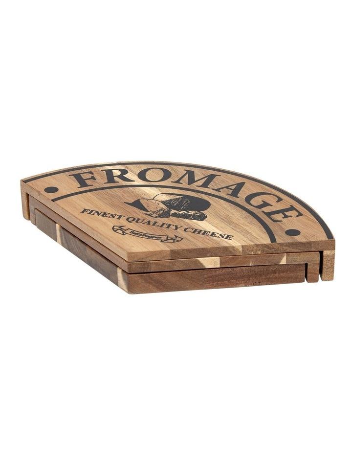 Fromage Pivot Board & Knife Set image 3