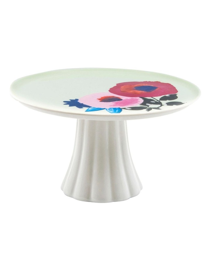 Willow Footed Cake Stand 20cm - Flute image 1
