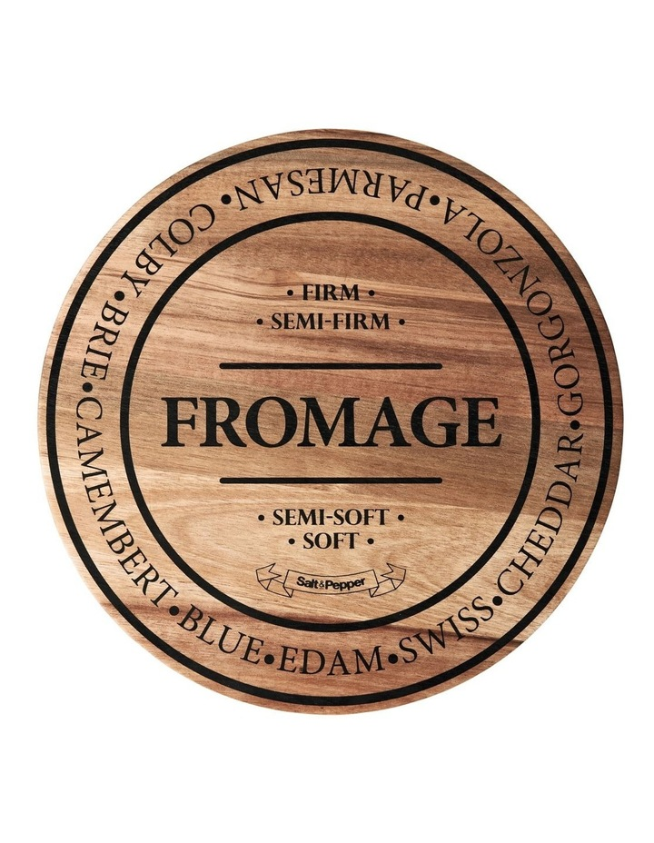 FROMAGE Board - Round - Small image 1