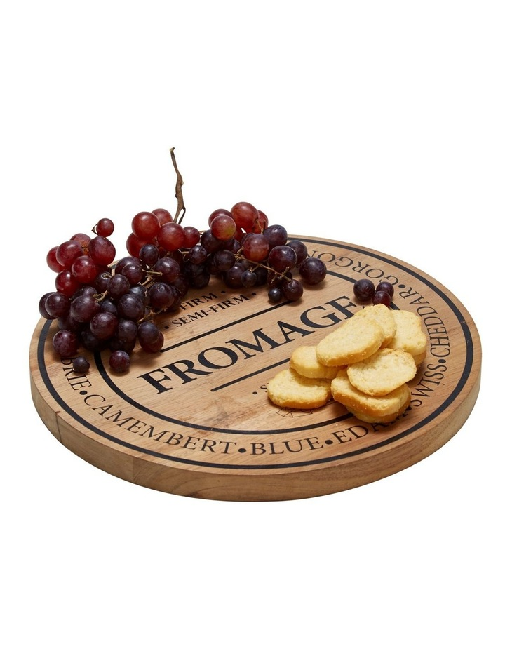 FROMAGE Board - Round - Small image 2