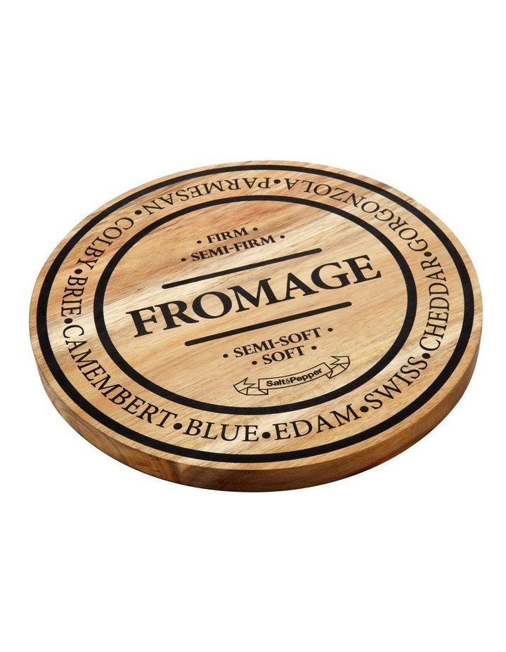 FROMAGE Board - Round - Small image 3