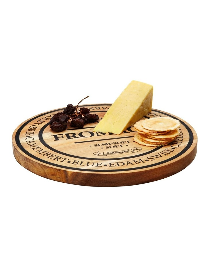 FROMAGE Board - Round - Small image 4