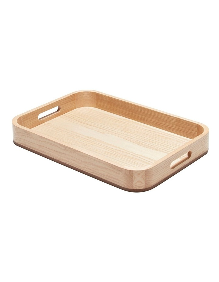 BUTLER Tray - Light Wood image 1