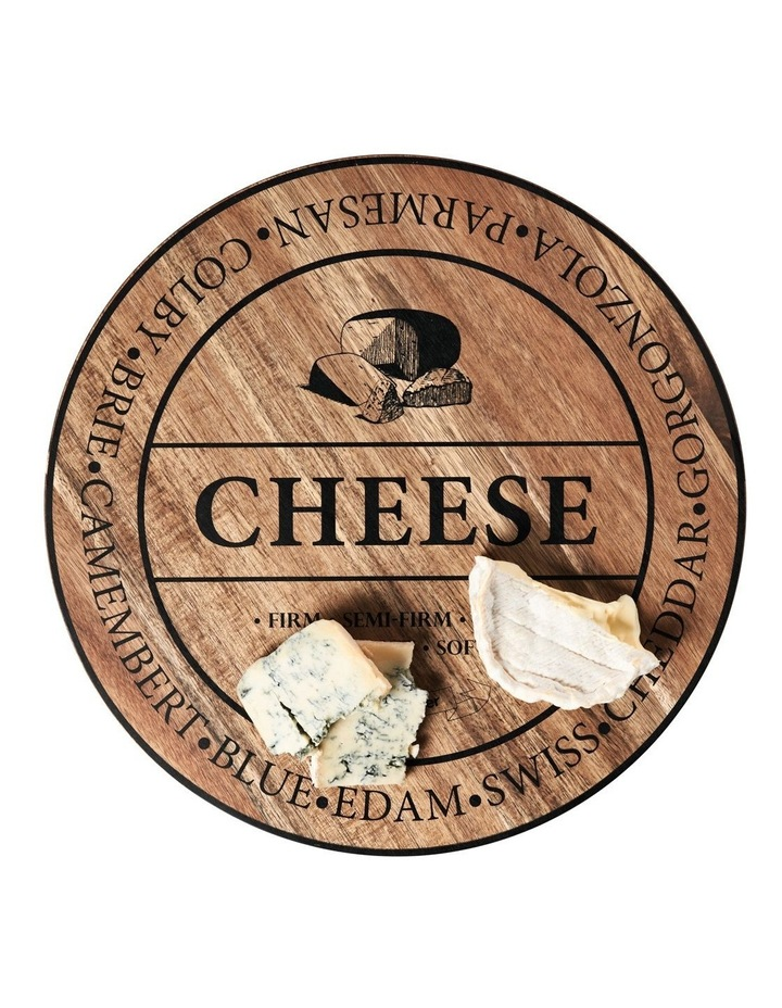 Fromage Board - Round - 40Cm image 3
