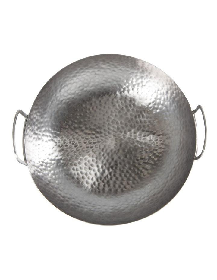 D'SYLVA Serving Bowl - 30cm - Stainless Steel image 2
