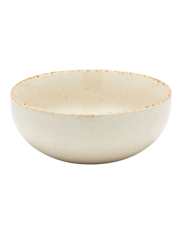 TOYKO Bowl 15 x 6cm - Set of 2 - Cream & Amber image 2