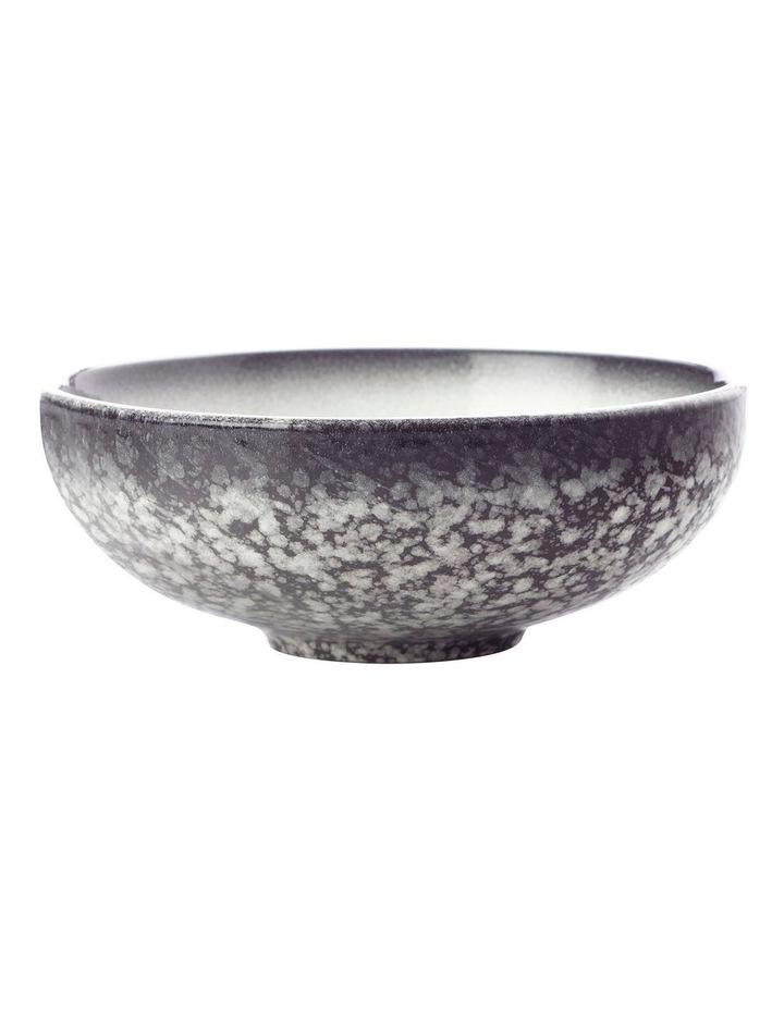Caviar Granite Coupe Bowl 15.5x6cm image 1