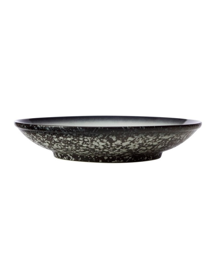 Caviar Footed Bowl 25cm Granite image 1