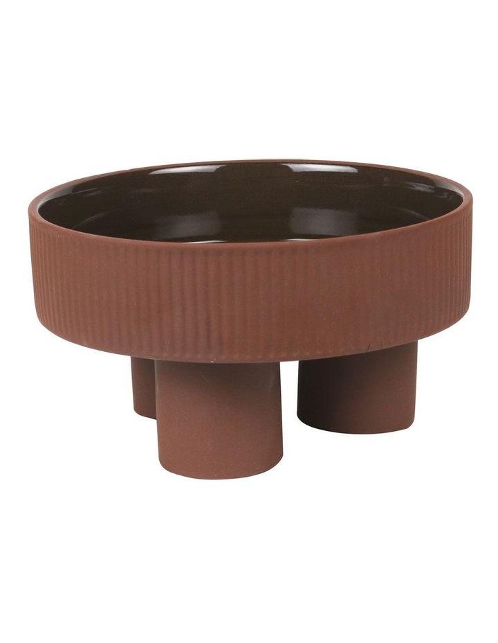 Poet's Dream Serving Range Bowl Chocolate 20x11cm image 1