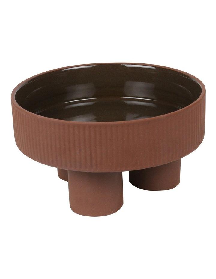 Poet's Dream Serving Range Bowl Chocolate 20x11cm image 2
