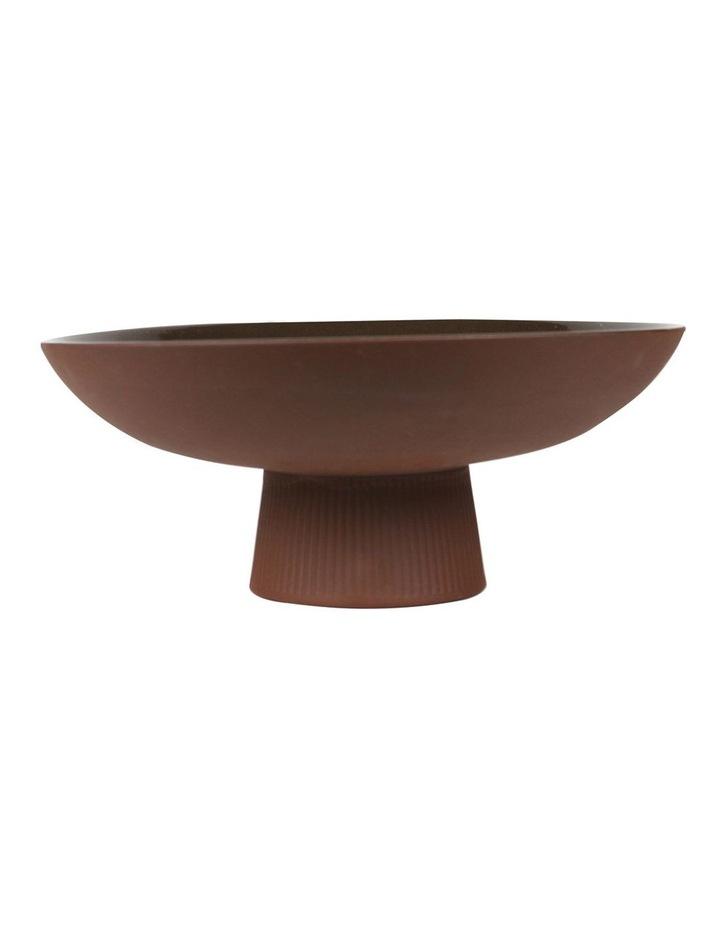 Poet's Dream Serving Range Fruit Bowl Chocolate 32x13.5cm image 2