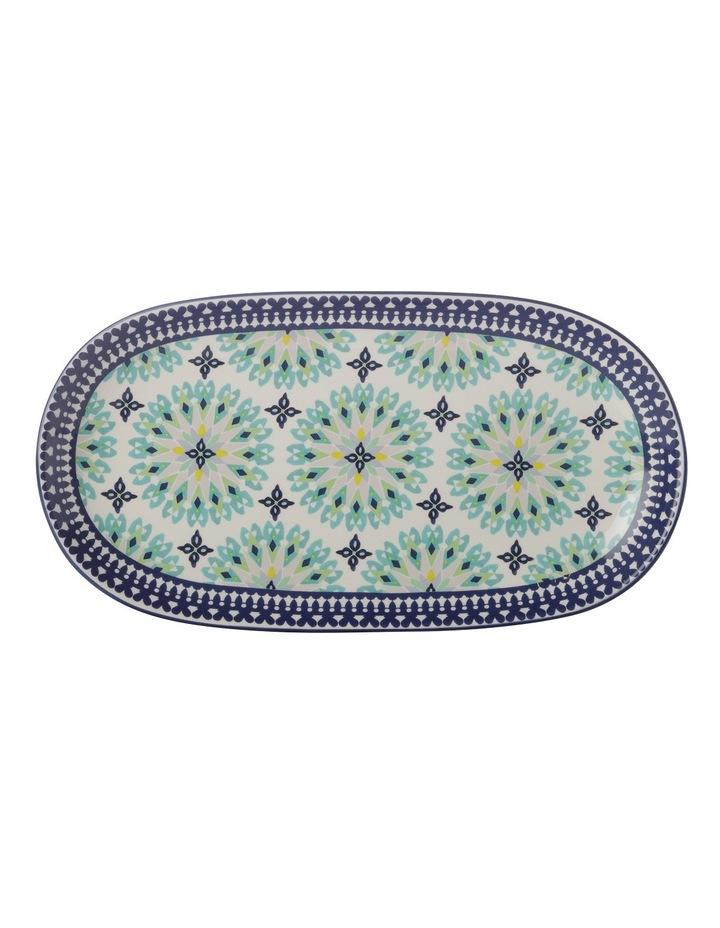 Mazara Oblong Platter 33x17cm Gift Boxed image 1