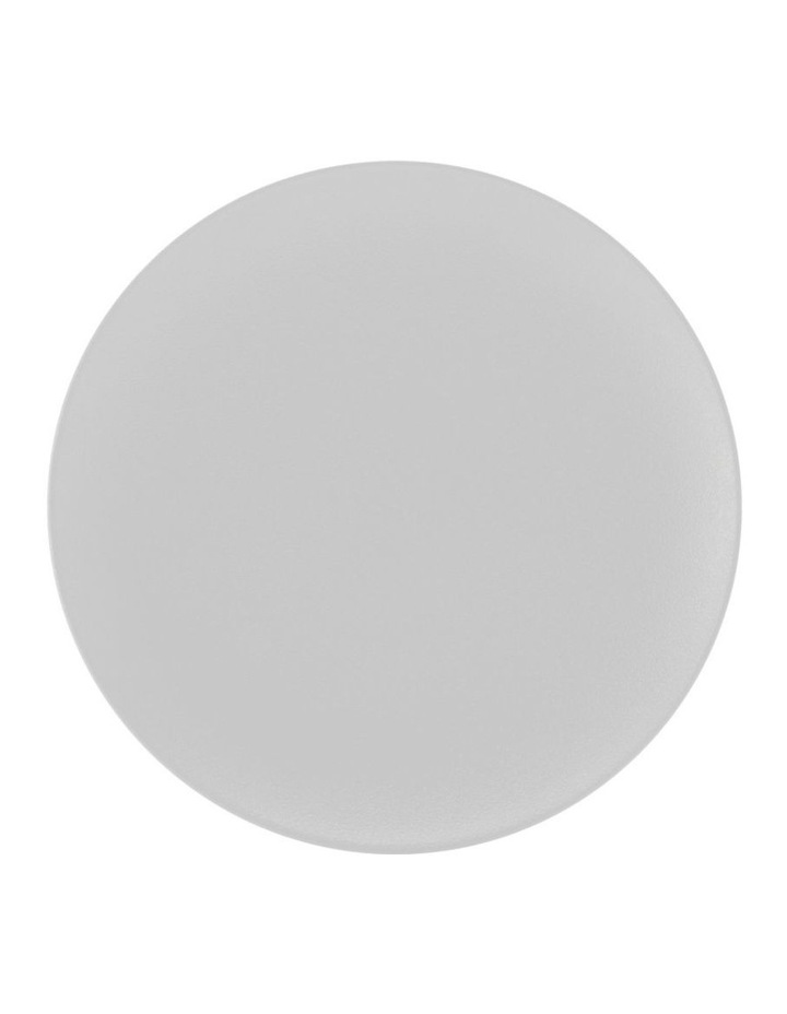 Caviar Round Platter 40cm White image 1