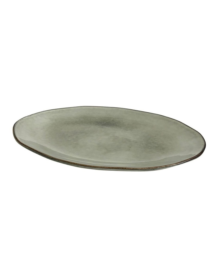 NOMAD Oval Platter - 41cm - Grey image 1