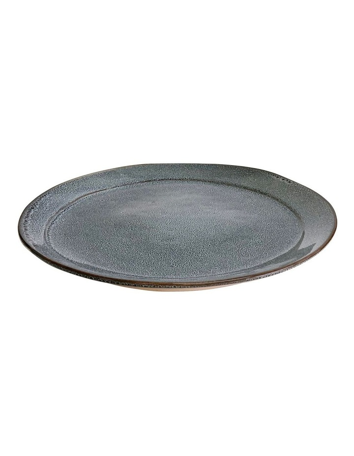 NOMAD Round Platter - 35cm - Blue image 1