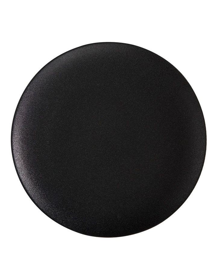 Caviar Round Platter 36cm Black image 1