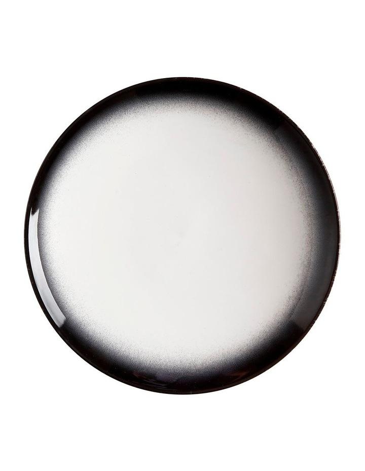 Caviar Granite Coupe Plate 20cm image 1