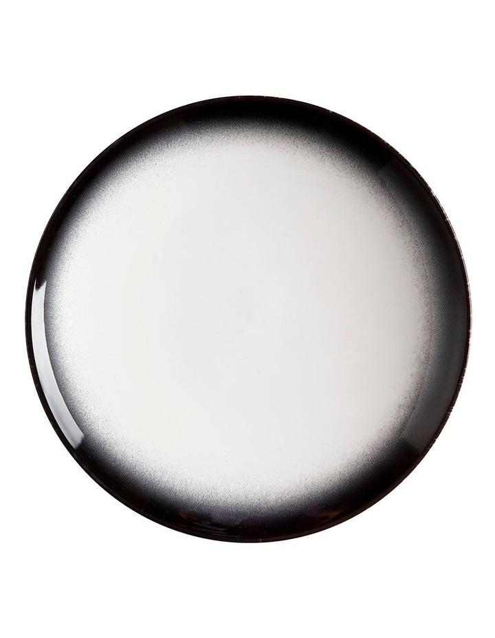 Caviar Granite Coupe Plate 27cm image 1