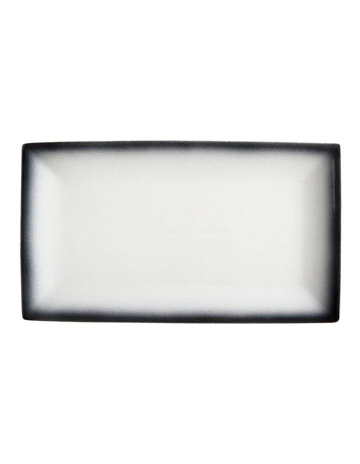 Caviar Granite Rectangle Platter 34.5x19.5cm image 1