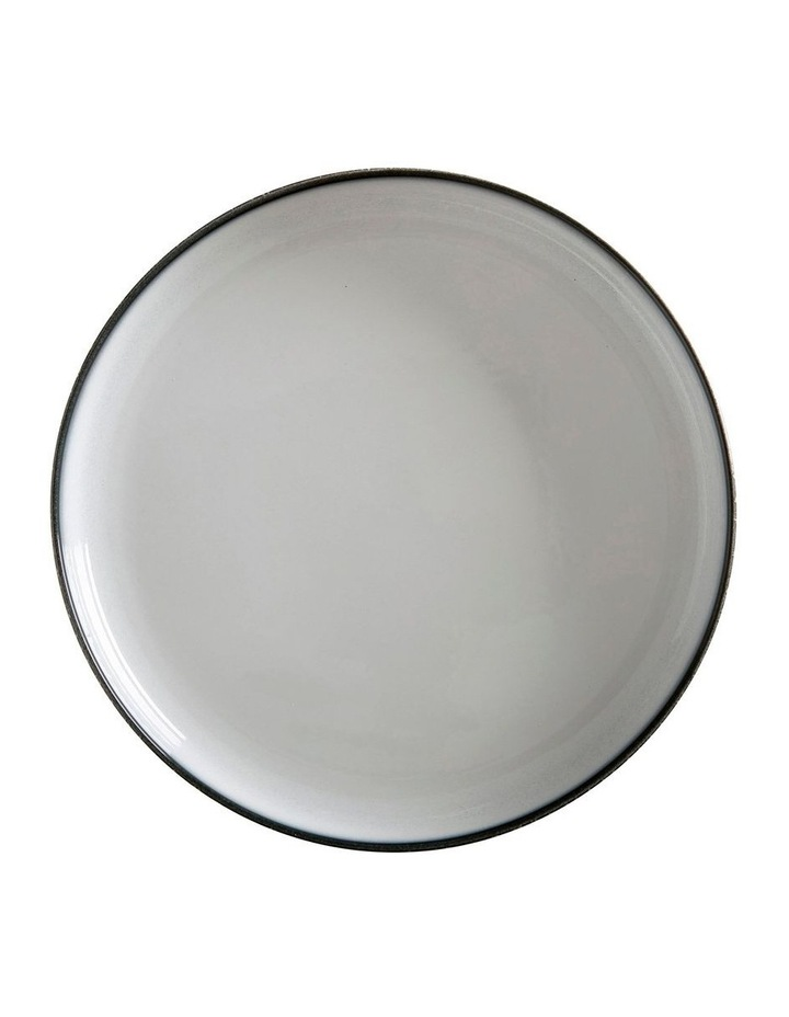 Caviar High Rim Platter 33cm Granite image 1