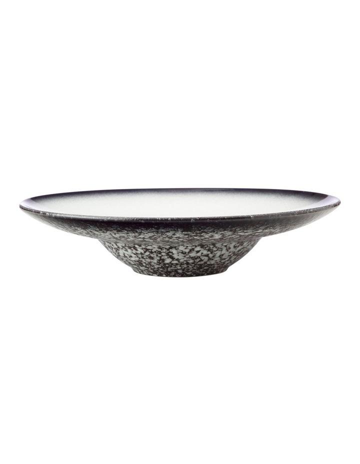 Caviar Show Plate 28cm Granite image 1