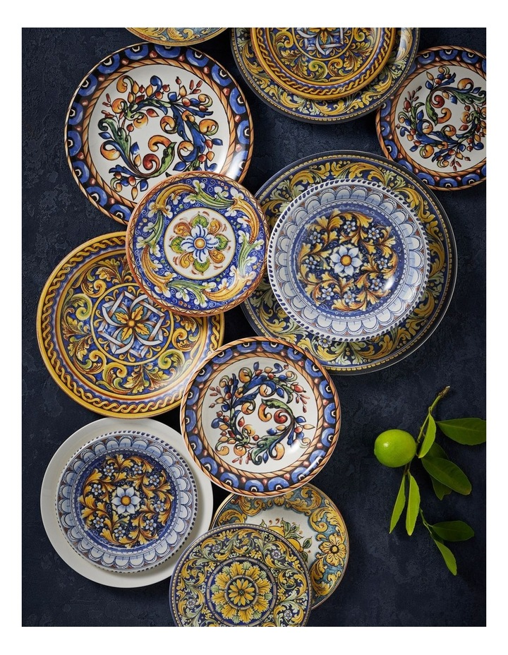 Ceramica Salerno Round Platter 31cm Medici image 2