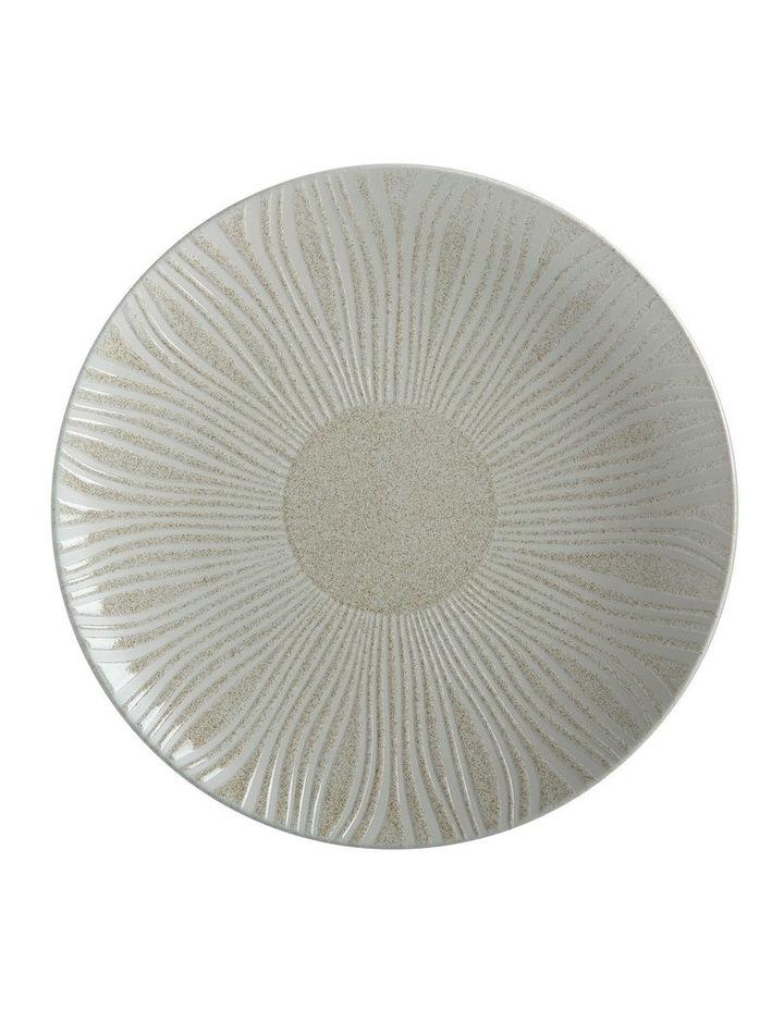Solaris Round Platter 36cm Sand image 1