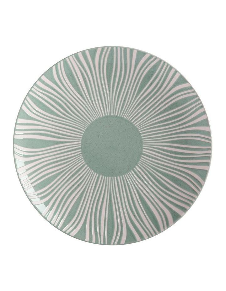 Solaris Round Platter 36cm Sea image 1