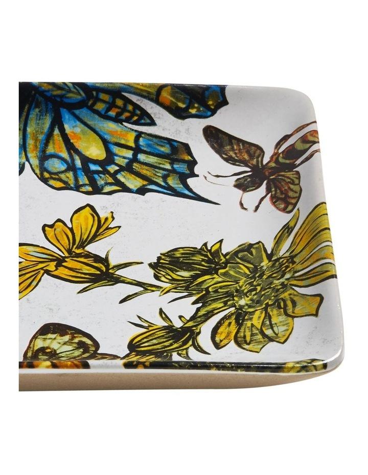 Bromley Rectangle Platter - Butterflies image 2