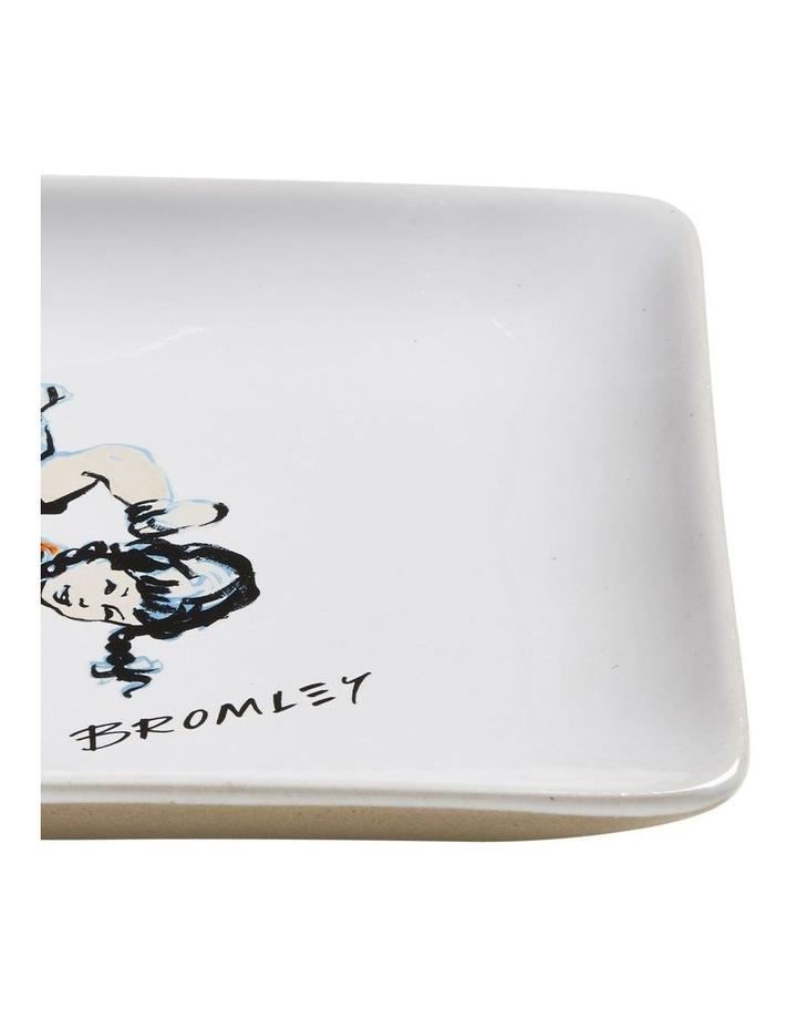 Bromley Rectangle Platter - Leapfrog image 2