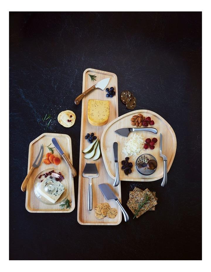 Wooden Serving Platter Rectangular Medium image 2
