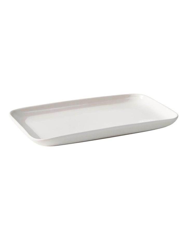 Major Serving Platter 30x18cm - White image 1