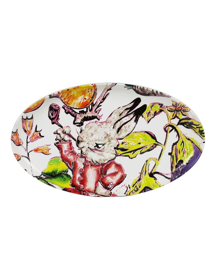 Platter DB Chef Painting 9544 image 1