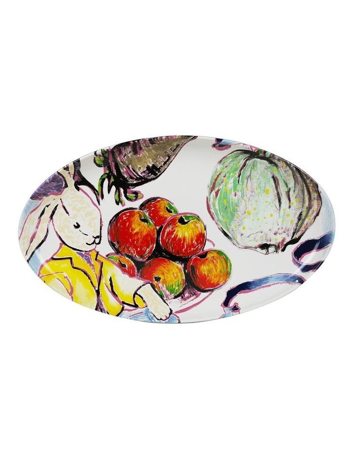 Robert Gordon x Bromley Platter DB Chef Painting 9543 Multi image 1