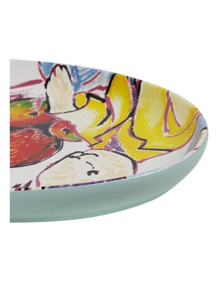 Robert Gordon x Bromley Platter DB Chef Painting 9543 Multi image 2