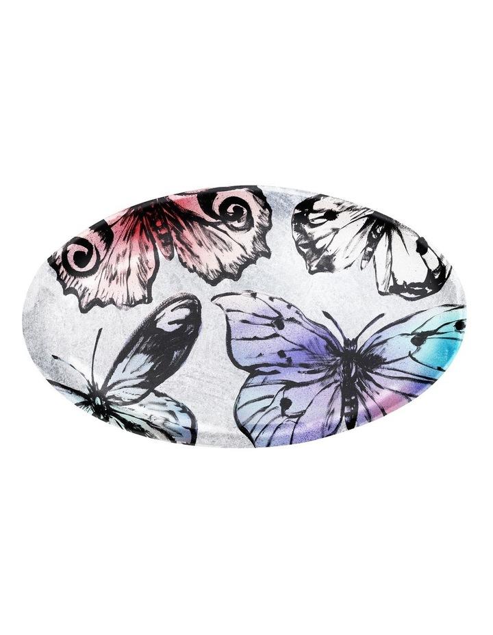 Robert Gordon X Bromley Platter Oval Butterflies image 1