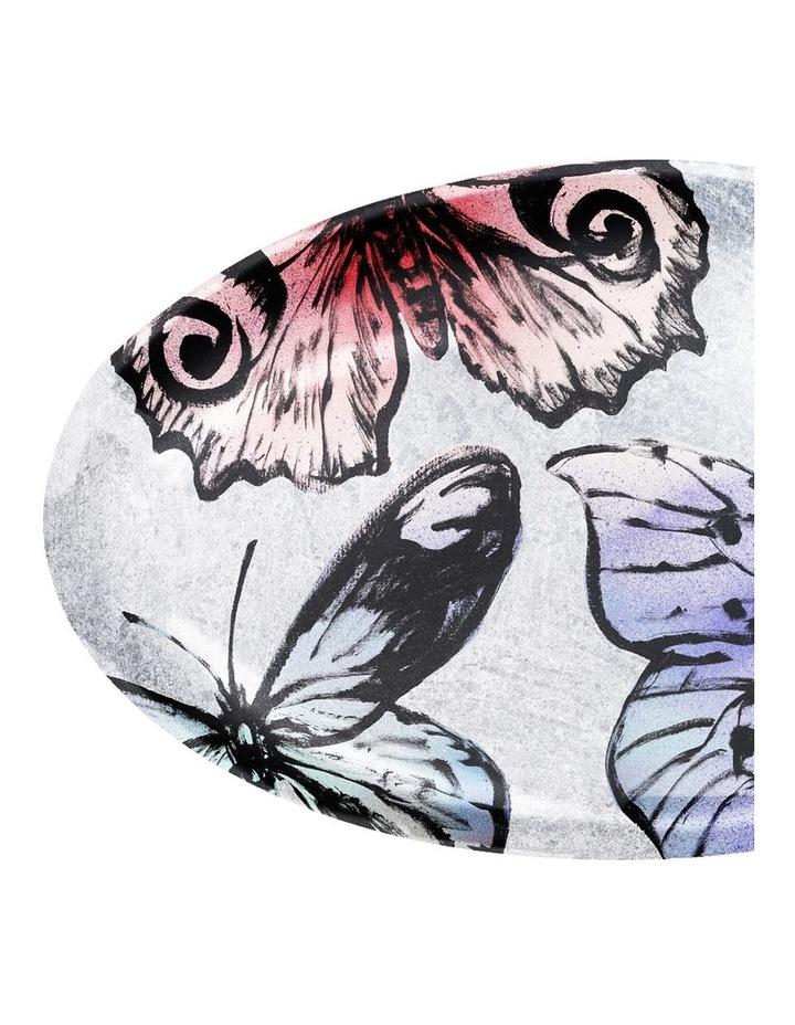 Robert Gordon X Bromley Platter Oval Butterflies image 2